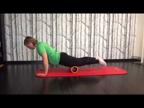 foam roller mot celluliter