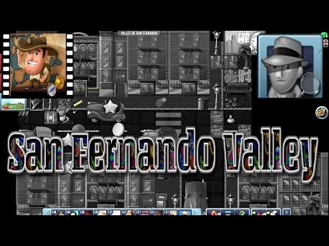[~Detective Stories 3~] #3 San Fernando Valley - Diggy's Adventure