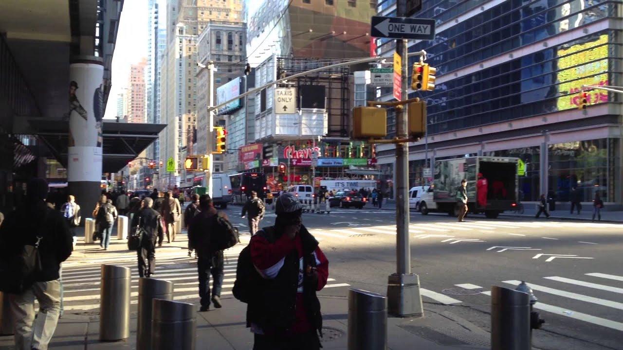 Meet new people in New York City