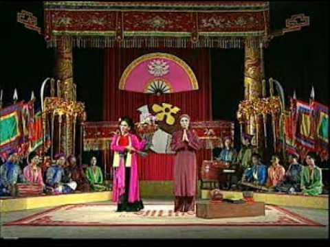 Văn hóa học: Trích đoạn chèo Thị Màu lên chùa 1