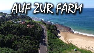Auf zur Farm - Work & Travel Australien   VLOG #93