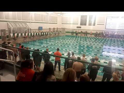 2020 Boys Sectional Meet @ Valparaiso Aquatic Center - 50 Yard Freestyle Prelims