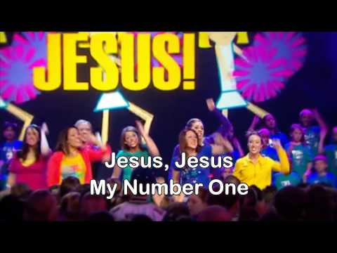 My Number One - Hillsong Kids (with Lyrics/Subtitles) (Worship Song)