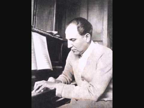 Debussy - La Cathedrale Engloutie (The Sunken Cathedral) - pianist Marcel Ciampi