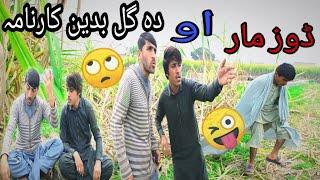 Dwa Dozmar Ao Da Gulbaden Karnama || Pashto New Funny Video || By Advance Vines 2020