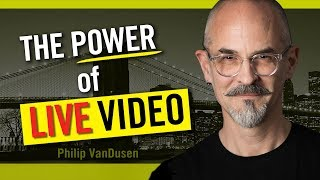 How Live Video Can Help Build Your Business, Your Brand, and Win New Customers