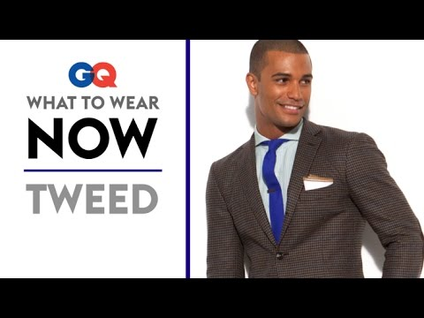 How To Wear A Tweed Sports Jacket –– What To Wear Now | Style Guide | GQ
