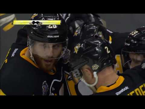Deja vu, Kessel finds Malkin again for second hookup of the game