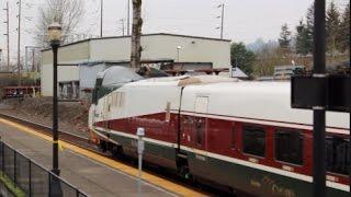 Fall/Winter 2016 Amtrak Cascades Extras