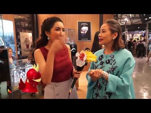 Bangkok Gossip ตอน อวดนาฬิกา On air 12/9/59