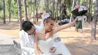 Düğün Hikayesi Elif & Zeki (Bir Fotoğraf Çekilebilir miyiz?)