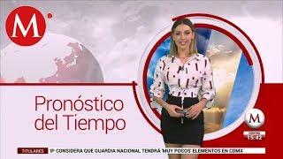 El clima para mañana 4 de julio, con Jessica de Luna