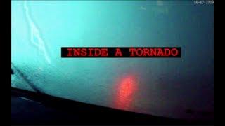Inside a tornado footage 2019 (Greece -  Chalkidiki)