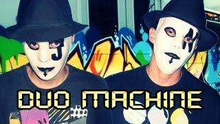 Duo Machine - Pretty Young thing (Jabbawockeez)