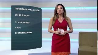 Nova etapa de inscrições no Sisu vai até quarta-feira - Repórter Rio