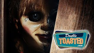 ANNABELLE 2 CREATION 2017 MOVIE TRAILER #1 REACTION - Double Toasted Review