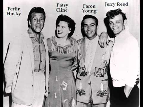 I've Got Five Dollars And It's Saturday Night ~ Faron Young  1956
