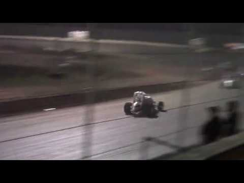 A-Main Event. - dirt track racing video image