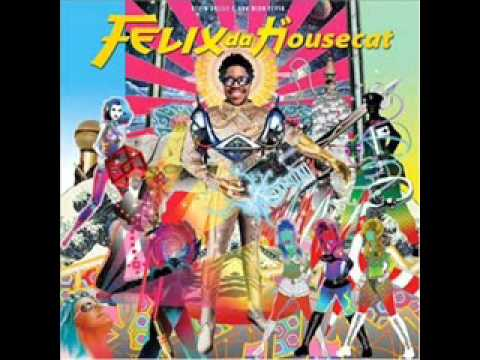 felix da housecat' music is my life'