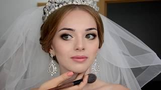 Свадебный макияж. Видео - урок