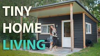 Simple Day Living Iฑ A Tiny Home
