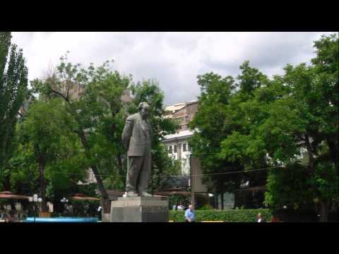 Памятники и скульптуры Еревана