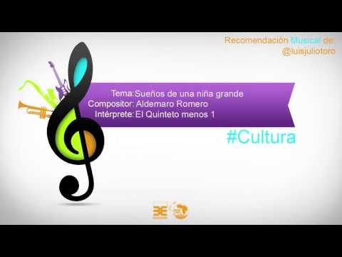 Recomendación musical de @LuisJulioToro. Sueños de una niña grande