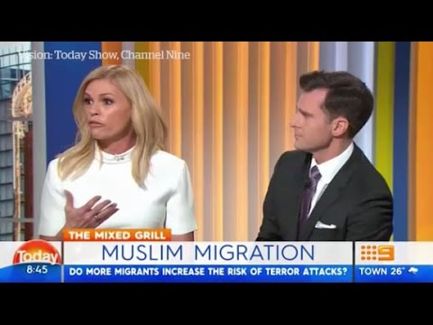 Sonia Kruger wants to ban people of Muslim faith from immigrating to Australia