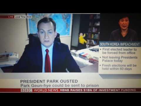 BBC News blooper
