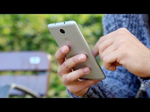 Xiaomi Redmi Note 3, Review en Español