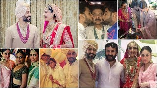Sonam Kapoor and Anand Ahuja wedding: Inside videos and pictures you shoudn't miss