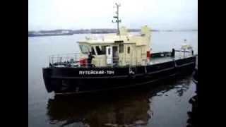 Отправлено заказчику пятое обстановочное судно пр. SV2407(На Ярославском судостроительном заводе (УК «ЗАО «ВП ФИНСУДПРОМ») продолжается работа по строительству..., 2013-11-15T07:48:26.000Z)