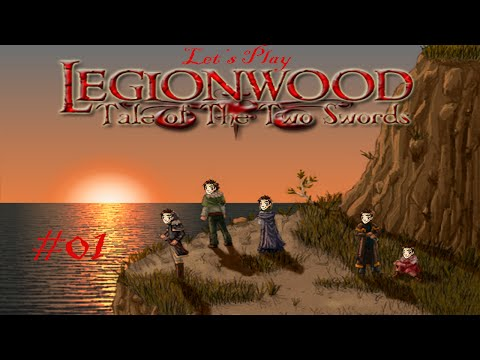 Let's Play | Legionwood: Tale of the Two Swords | Episode 1
