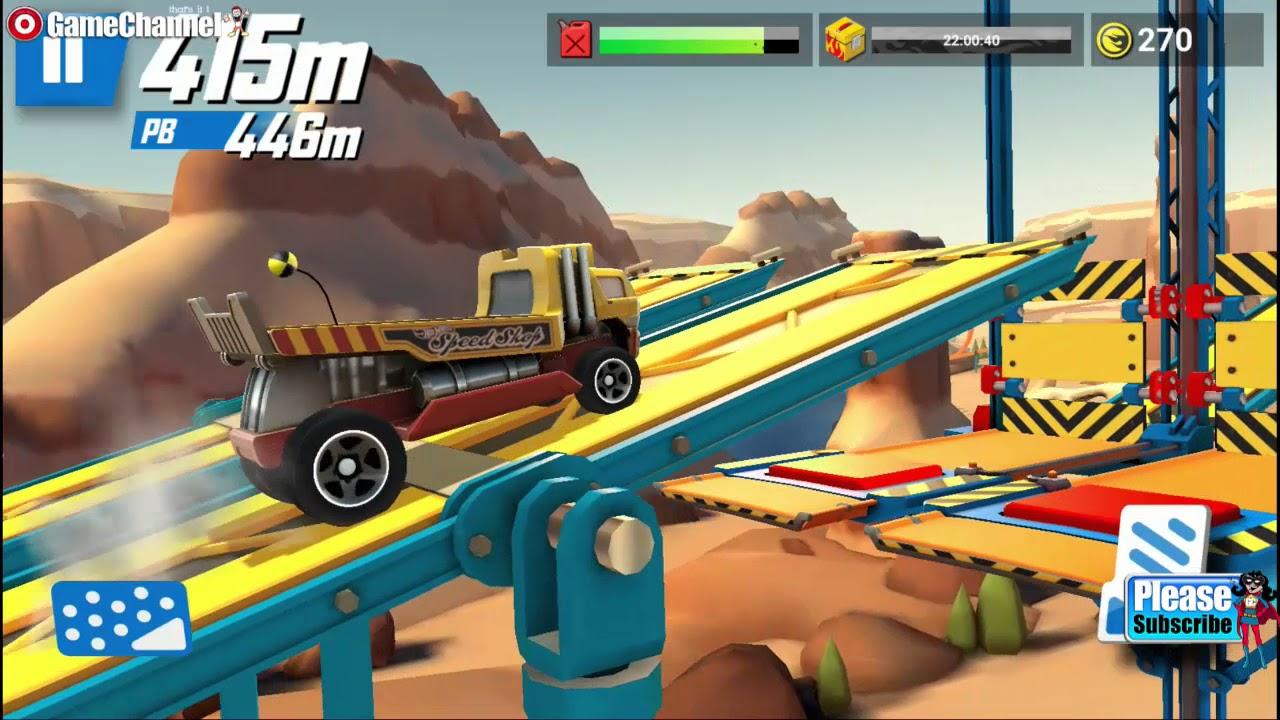 Hot Wheels Online Spiele