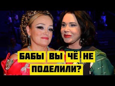 Шок! Надежда Кадышева и Надежда Бабкина подрались на записи Голубого огонька