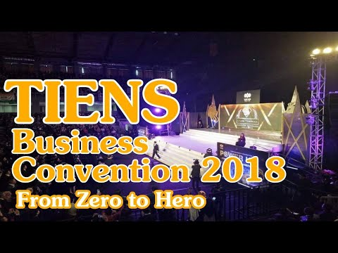 TIENS Business Convention 2018 | From Zero to Hero | Sam Team of TIENS
