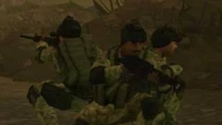 Shadow Ops - Menu