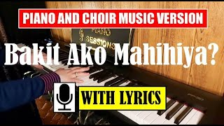 Didith Reyes - Bakit Ako Mahihiya (with lyrics) | Piano Cover | Timeless/Classic OPM