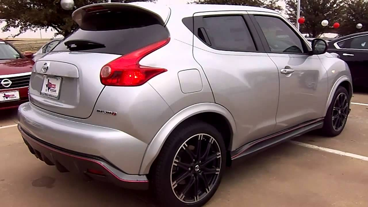 2013 Nissan Juke NISMO 6 Speed Start Up, Exterior/ Interior Review   YouTube