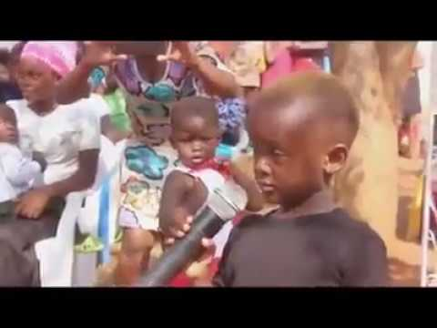 WATCH! This Ugandan Little Girl Knows Capital Cities of Most Countries in the World