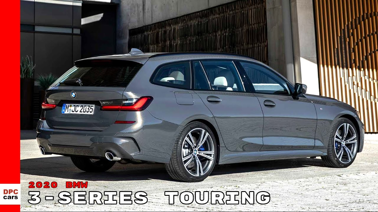 Bmw 3 Series Touring 2020