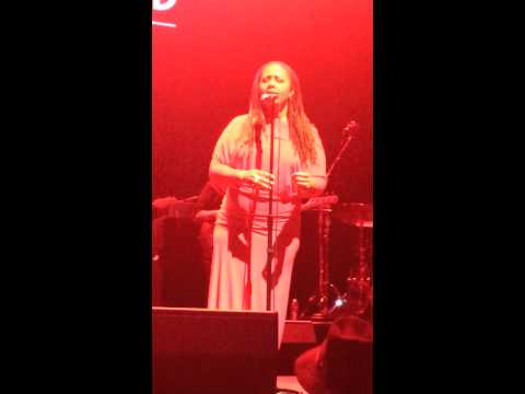 Lalah Hathaway Singing A Chord - Howard Theatre