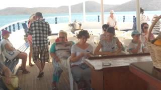 Спиналонга Остров Слез отплытие(, 2014-09-14T15:02:08.000Z)