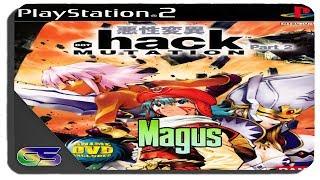 .hack//Mutation Part 2 Magus Boss Fight