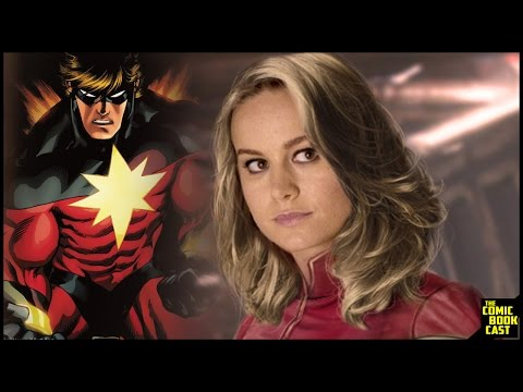 Marvel is Changing Captain Marvel and her Origins Story for the MCU