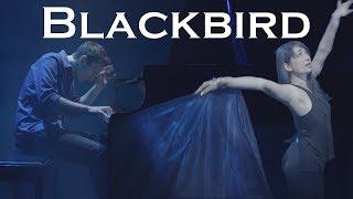 Blackbird (The Beatles) Piano/Dance Duet ft. Selena Moshell | Jonny May