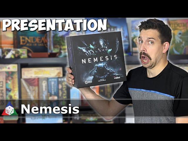 Nemesis - Présentation du jeu