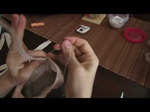 How to sew your pointe or pre-pointe ballet shoes