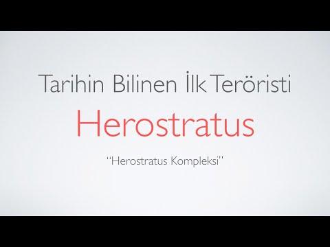 Tarihin Bilinen İlk Teröristi - Herostratus (Bonus Video)