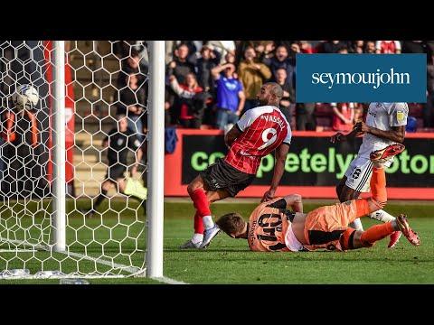Cheltenham Accrington Goals And Highlights